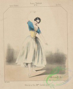 dances-00494 - 0508-Role de La peri, (Melle Carlotta Grisi),Additional Peri
