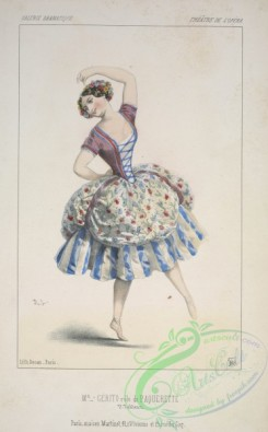 dances-00511 - 0629-Melle, Cerito role de Paquerette, 1r tableau,Additional Paquerette