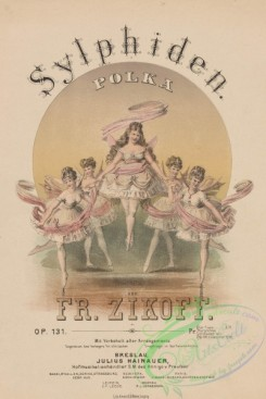 dances-00543 - 0933-Sylphiden, Polka
