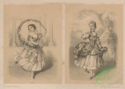 dances-00908 - black-and-white 0796-(Taglioni and Camargo,)Additional Unidentified ballet