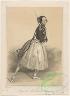 dances-00934 - black-and-white 1079-Augusta Nielsen i la Lithuanienne,Additional Lituana
