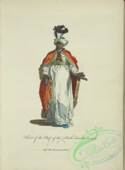 fashion-00778 - 017-Habit of the chief of the black eunuchs in 49, Chef des eunuques noirs
