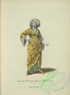 fashion-00815 - 054-Morning habit of a Grecian lady in 1700, Dame Grecque