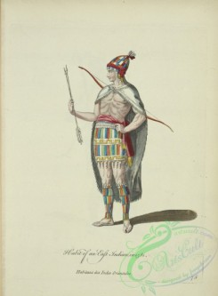 fashion-00842 - 081-Habit of an East Indian in 15, Habitant des Indes Orientales