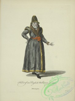 fashion-00977 - 219-Habit of an English nobleman in 1577, Noble Anglais