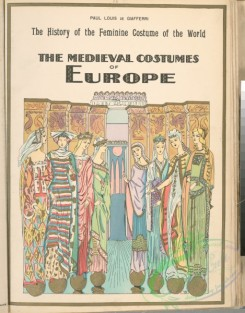 fashion-01350 - 114-The history of the feminine costume of the world from the ysear 5318 b,c, to our century