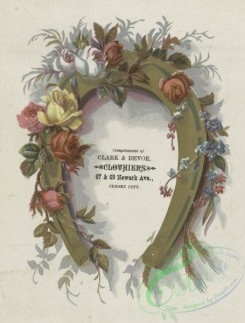 goodluck-00010 - 1543-A trade card depicting flowers and a horseshoezzz102288 [1823x2402]