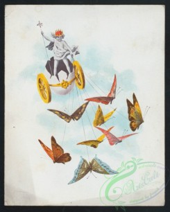 menu-01561 - 01485-Butterflies chariot, boy, Easter