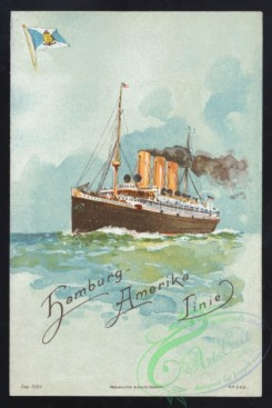 menu-01981 - 01981-Steamship, sea