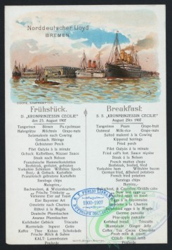 menu-02804 - 02703-Steamships, SEa, port