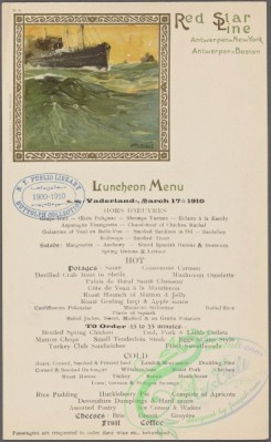 menu-02885 - 02982-Square frame with Steamship in sea