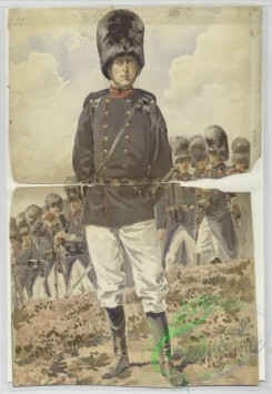 military_fashion-00861 - 105685-Belgium, 1890-1896-King Albert as Colonel of the Regiment of Grenadiers, 1897