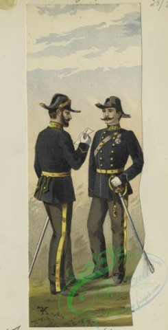 military_fashion-00894 - 105744-Belgium, 1890-1896-Apothicaire militaire, med(ecin) veterinaire, 1895