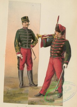 military_fashion-00900 - 105750-Belgium, 1890-1896-2 Regiment a Guide, 1895