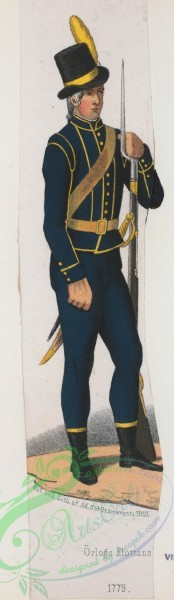 military_fashion-01814 - 108491-Norway and Sweden, 1779