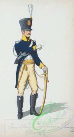 military_fashion-01946 - 108666-Norway and Sweden, 1807