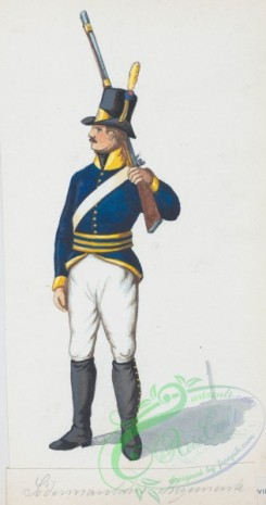 military_fashion-01949 - 108669-Norway and Sweden, 1807