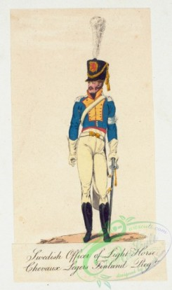 military_fashion-02003 - 108731-Norway and Sweden, 1810-1813