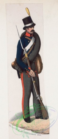 military_fashion-02005 - 108733-Norway and Sweden, 1810-1813