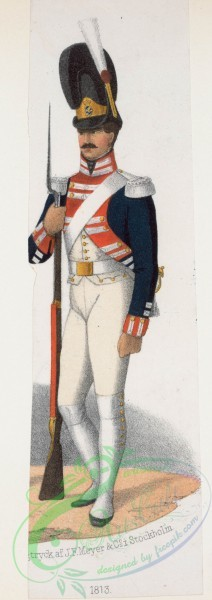 military_fashion-02010 - 108740-Norway and Sweden, 1810-1813