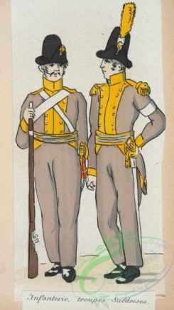 military_fashion-02030 - 108766-Norway and Sweden, 1814