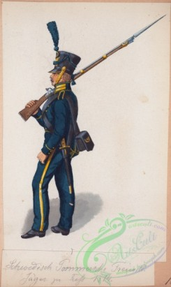 military_fashion-02033 - 108770-Norway and Sweden, 1814