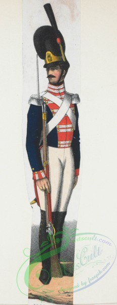 military_fashion-02086 - 108837-Norway and Sweden, 1816-1824