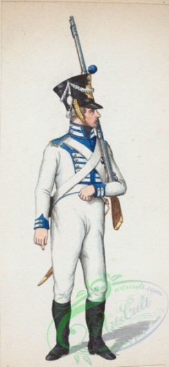 military_fashion-02091 - 108844-Norway and Sweden, 1816-1824