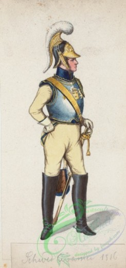 military_fashion-02092 - 108845-Norway and Sweden, 1816-1824