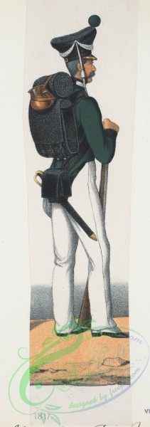 military_fashion-02097 - 108850-Norway and Sweden, 1816-1824
