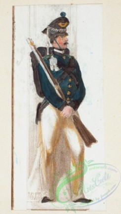 military_fashion-02099 - 108852-Norway and Sweden, 1816-1824