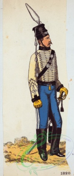 military_fashion-02101 - 108855-Norway and Sweden, 1816-1824