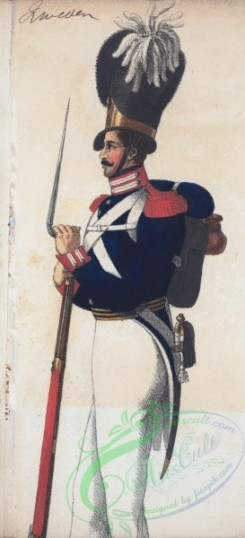 military_fashion-02118 - 108875-Norway and Sweden, 1825-1827