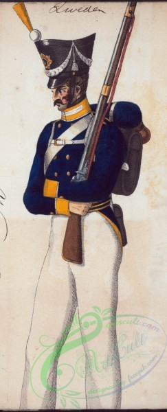 military_fashion-02123 - 108880-Norway and Sweden, 1825-1827