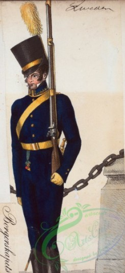 military_fashion-02124 - 108881-Norway and Sweden, 1825-1827