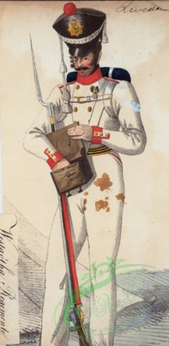 military_fashion-02126 - 108883-Norway and Sweden, 1825-1827