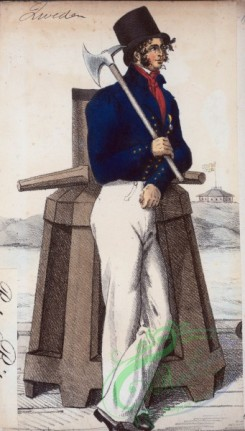 military_fashion-02129 - 108886-Norway and Sweden, 1825-1827