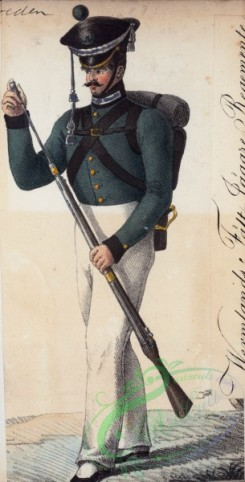 military_fashion-02131 - 108888-Norway and Sweden, 1825-1827