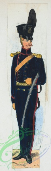 military_fashion-02153 - 108918-Norway and Sweden, 1828-1835