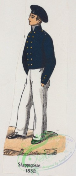 military_fashion-02158 - 108927-Norway and Sweden, 1828-1835
