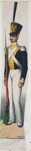 military_fashion-02172 - 108980-Norway and Sweden, 1837-1839
