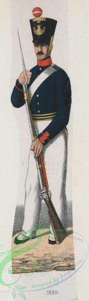 military_fashion-02180 - 108989-Norway and Sweden, 1837-1839