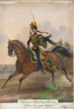 military_fashion-02199 - 109012-Norway and Sweden, 1840-1843