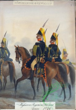 military_fashion-02204 - 109017-Norway and Sweden, 1840-1843