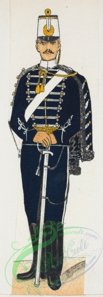 military_fashion-02232 - 109121-Norway and Sweden, 1860
