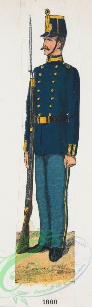 military_fashion-02249 - 109138-Norway and Sweden, 1860