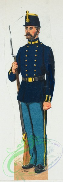 military_fashion-02253 - 109143-Norway and Sweden, 1860