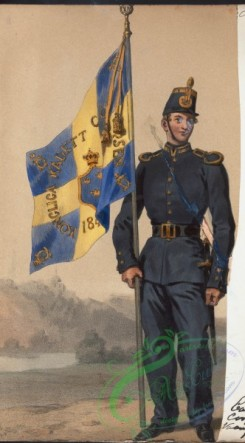 military_fashion-02269 - 109160-Norway and Sweden, 1862-1863