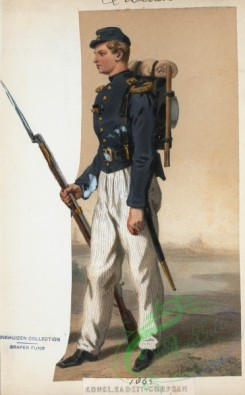 military_fashion-02276 - 109167-Norway and Sweden, 1862-1863