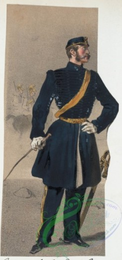 military_fashion-02280 - 109172-Norway and Sweden, 1862-1863